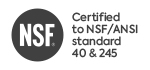 NSF Certification EN