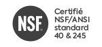 Certification NSF
