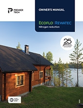 ecoflo rewatec nitrogen redustion owner's manual thumnbail