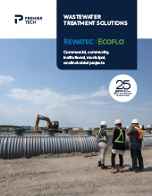rewatec ecoflo commercial and municipal wastewater treatment solutions brochure