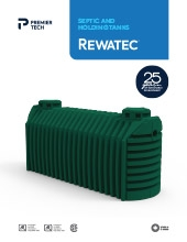 rewatec septic and holding tanks brochure thumbnail
